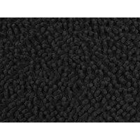Mette Ditmer Chenille kylpyhuoneen matto, 55 x 55 cm musta, Mette Ditmer