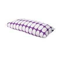 Mette Ditmer Ellipse-tyynynpäällinen, 35 x 70 cm violettivalkoinen, Mette Ditmer
