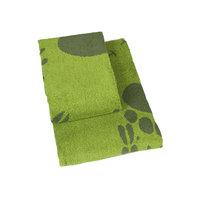 Brands Scandinavia Steps-kasvopyyhe, 50 x 70 cm vihreä, Brands Scandinavia