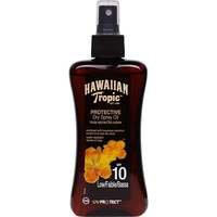 Hawaiian Tropic Protective Dry Spray Oil, SPF 10, 200 ml Hawaiian Tropic Aurinkosuojat