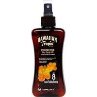 Hawaiian Tropic Protective Dry Spray Oil, SPF 8, 200 ml Hawaiian Tropic Aurinkosuojat