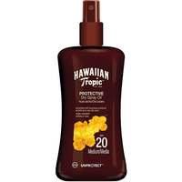 Hawaiian Tropic Protective Dry Spray Oil SPF 20, 200 ml Hawaiian Tropic Aurinkosuojat