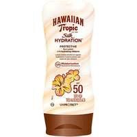 Hawaiian Tropic Silk Hydration Protective Sunlotion SPF 50, 180 ml Hawaiian Tropic Aurinkosuojat