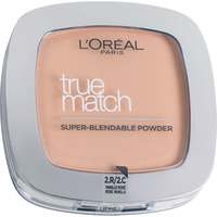 L'Oréal Paris True Match Powder, C2 Rose Vanilla 9 g L'Oréal Paris Puuteri