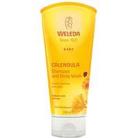 Weleda Calendula Shampoo And Body Wash, 200 ml Weleda Suihku & kylpy