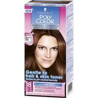 Schwarzkopf Poly Color Toning Shampoo, 18 - Hazelnut Brown, 18 Hasselnötsbrun Schwarzkopf Hiussävytteet