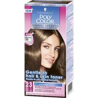 Schwarzkopf Poly Color Toning Shampoo, 23 - Light Brown, Schwarzkopf Hiussävytteet