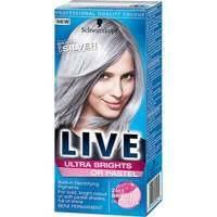 Schwarzkopf Live Color Ultra Brights Or Pastel 098 Steel Silver, 098 Steel Silver Schwarzkopf Hiusvärit