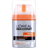 L'Oréal Paris Men Expert Hydra Energetic Moisturising Lotion 24H Anti-Tiredness, Daily Moisturiser 50 ml L'Oréal P..