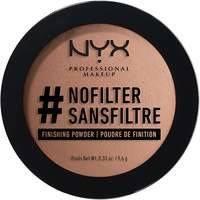 #Nofilter Finishing Powder, NYX Professional Makeup Puuteri