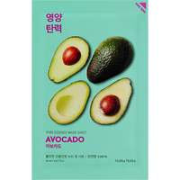 Holika Holika Pure Essence Mask Sheet - Avocado, Holika Holika Kasvonaamio
