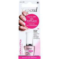 Fast & Dry Gel Top Coat, Depend Kynsilakat