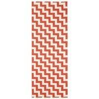 Gunnel matto punainen 70x100 cm
