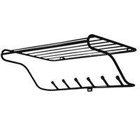 Maze Rack Shelf musta