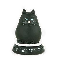 Kissa ajastin musta