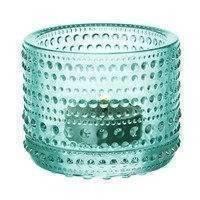 Kastehelmi kynttilälyhty 64 mm vedenvihreä