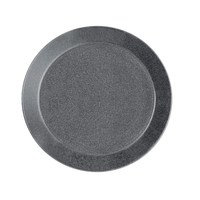 Teema lautanen 17 cm harmaa (meleerattu)