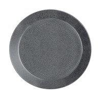Teema lautanen 21 cm harmaa (meleerattu)