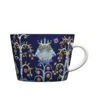 Taika kahvikuppi sininen
