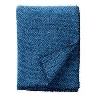 Domino villahuopa sea blue, Klippan Yllefabrik