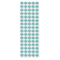 Gerda matto sininen 70x100 cm