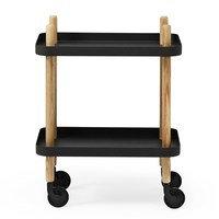 Block pöytä musta