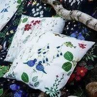 Himlajorden tyynynpäällinen valkoinen, Arvidssons Textil