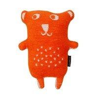 Little bear pehmolelu oranssi, Klippan Yllefabrik