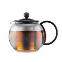 Assam teekannu musta 0,5 l