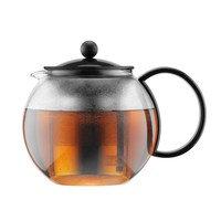 Assam teekannu musta 1 l