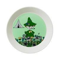 Nuuskamuikkunen lautanen vihreä