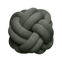 Knot tyyny Forest green, Design House Stockholm