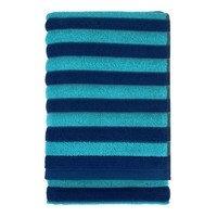 Reiluraita pyyheliina 50x70 cm sininen