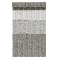 Rain matto concrete (vaaleanharmaa) 70x240 cm