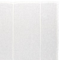 West pöytäliina, valkoinen 170x330 cm, Linum