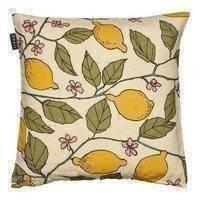 Isabella tyynynpäällinen, 50 x 50 cm sitruunat