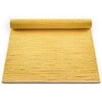 Cotton matto 75 x 200 cm Raincoat yellow (keltainen)
