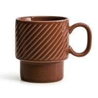 Coffe & More kahvimuki Terrakotta