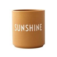 Design Letters suosikkikuppi Sunshine