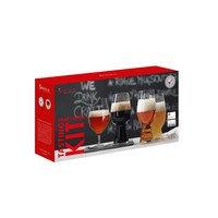 Beer Classics -oluenmaistelusetti 4-pack kirkas