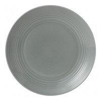 Maze päivällislautanen, 28 cm tummanharmaa, Royal Doulton