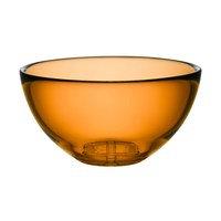 Bruk tarjoilukulho S Ø 15,5 cm Amber, Kosta Boda