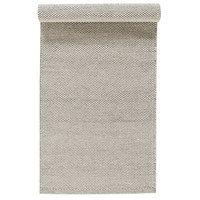 Lea villamatto luonnonvalkoinen 80x240 cm
