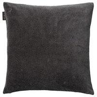 Paolo tyynyliina 50x50 cm Tumma hiilenharmaa