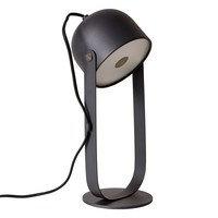 Svejk 13 pöytälamppu Musta-nikkeli