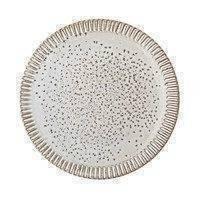 Thea lautanen kivitavaraa, harmaa 20 cm