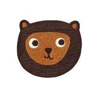 Little Bear -istuinalusta, 2-pakkaus Ruskea, Klippan Yllefabrik
