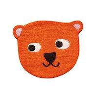 Little Bear -istuinalusta, 2-pakkaus Oranssi, Klippan Yllefabrik