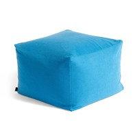 Pouf jakkara 59x59 cm Vivid blue, Hay