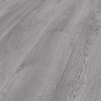 Lattianäyte Laminaatti Makro Oak Light Grey 10mm, MyFloor